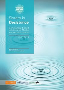 report cover sisters in desistance
